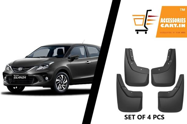 Accessories cart Front Mud Guard For Toyota Glanza G NA