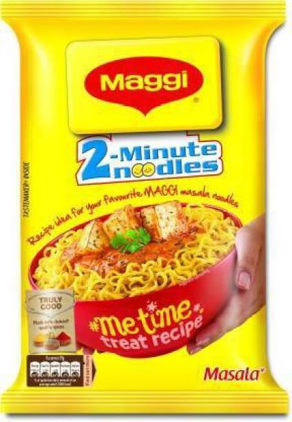 Maggi Masala Instant Noodles Vegetarian (70 g)-(12PKT) Instant Noodles Vegetarian