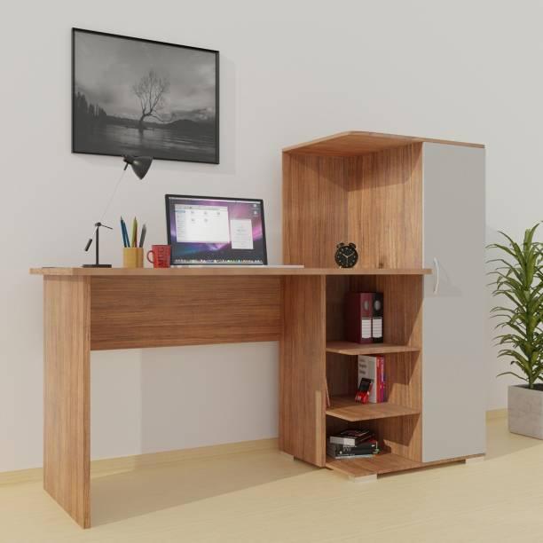 Flipkart Perfect Homes Studio Vomica Click Engineered Wood Study Table
