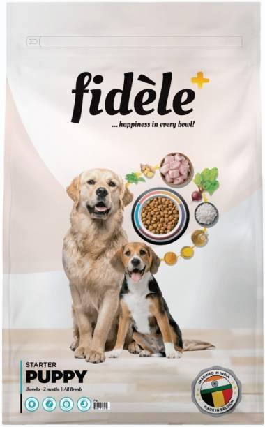 FIDELE + Starter Puppy Chicken 3 kg Dry Young Dog Food