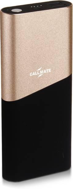Callmate 10000 mAh Power Bank (12 W, Fast Charging)