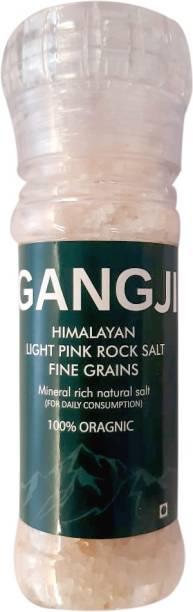 Gangji Himalayan Light Pink Rock Salt Fine Grain-Pack of 3 Rock Salt