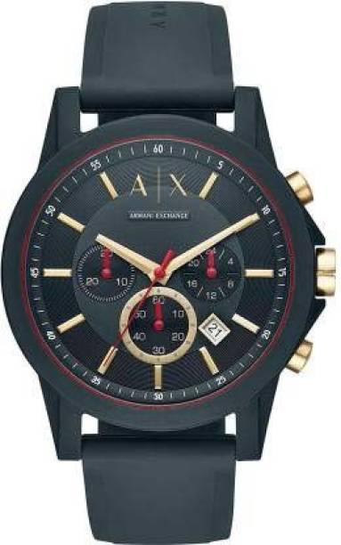 Hyperhub Enterprises Screen Guard for Armani Exchange Analog Watch - AX1335