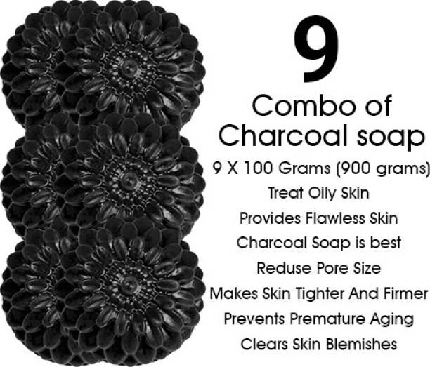 Hari Krishna Healthcare Charcoal Soap For Men & Women