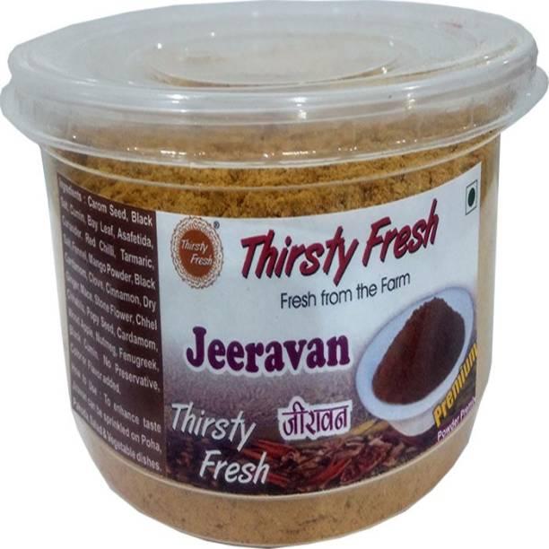 Thirsty Fresh Jeeravan Masala Powder – Instant Mix Ready to Use for Kitchen