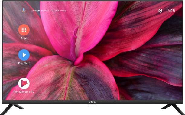 Infinix X1 100 cm (40 inch) Full HD LED Smart Android TV