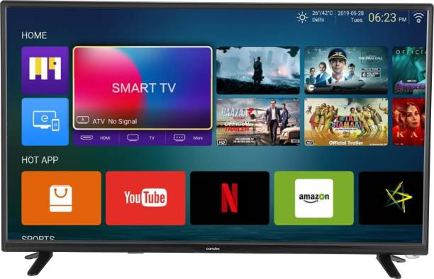 Candes 102 cm (40 inch) Full HD LED Smart Android TV