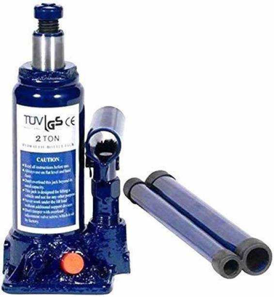 anil 3 Ton Car Hydrulic Bottle Jack for all cars (Blue) Vehicle Jack Stand