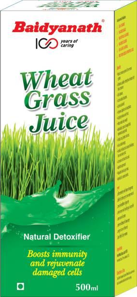 Baidyanath Wheat Grass Juice
