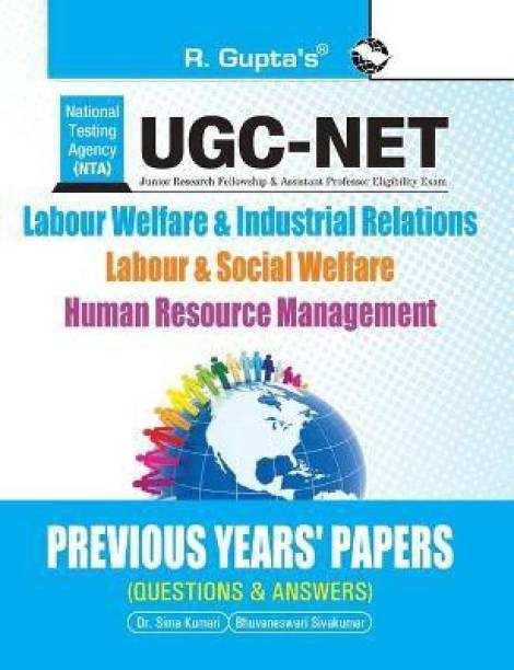 Nta-Ugc-Net - Human Resource Management/Labour & Social Welfare/Labour Welfare & Industrial Relations (Paper I & Paper II) Previous Years' Papers (Solved) 2022 Edition