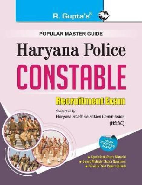Haryana Police - Constable Recruitment Exam Guide