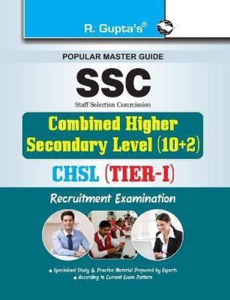 Ssc Ldc Data Entry Operator Recruitment Exam Guide - (CHSL-10+2): Postal/Sorting Asstt., Data Entry Operator, LDC/JSA (Tier-I) 2022 Edition