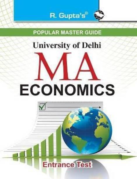 Delhi University M.A. Economics Entrance Test Guide