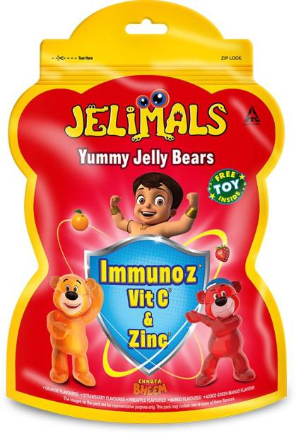 Jelimals Assorted Jelly Candy