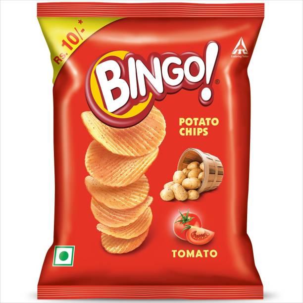 Bingo Yumitos Tomato Flavor Potato Chips