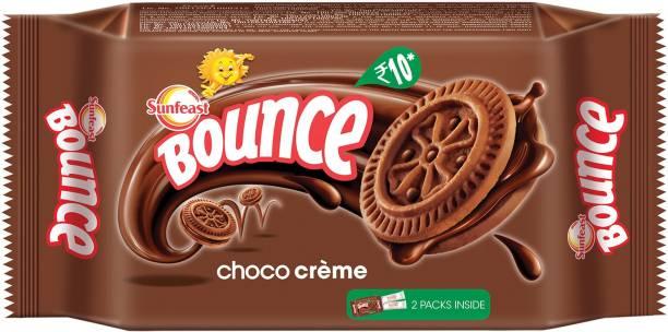 Sunfeast Bounce Choco Creme Cookies
