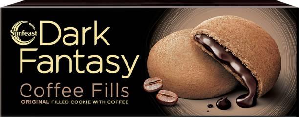 Sunfeast Dark Fantasy Coffee Fills Cookies