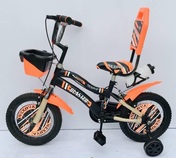 TOYSHOPPEE KIDS BOOSTER CYCLE_ORANGE 14 T BMX Cycle