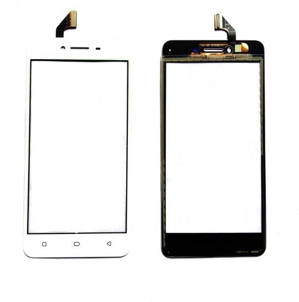 SHR TRILOK Haptic/Tactile touchscreen Mobile Display for OPPO A37 WHITE