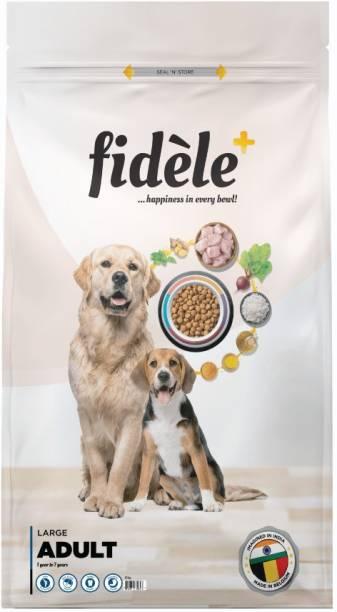 FIDELE + Adult Large Chicken 12 kg Dry Adult Dog Food