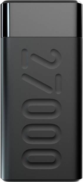 Ambrane 27000 mAh Power Bank (20 W, Quick Charge 3.0, Power Delivery 2.0)