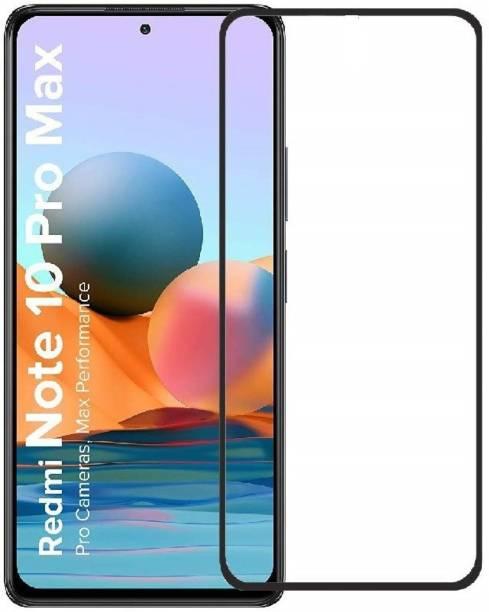Gorilla Elite Edge To Edge Tempered Glass for MI Redmi Note 10 Pro Max, Mi Redmi Note 10 Pro