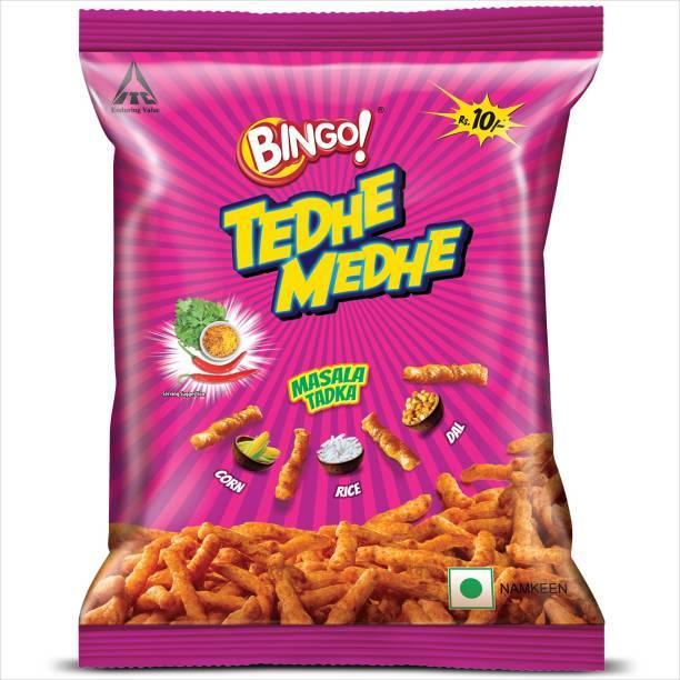 Bingo Tedhe Medhe Masala Tadka