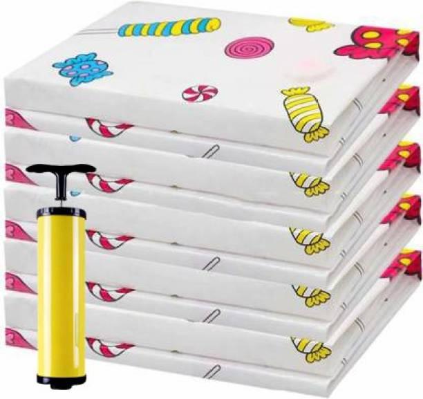 ShoppoWorld Vacuum Space Saver Compressed Bag High Volume Storage Vacuum Bags