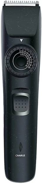 BAZER KB-1001 Fast Charging Rechargeable  Runtime: 90 min Trimmer for Men