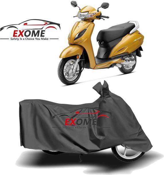 EXOME Two Wheeler Cover for Honda