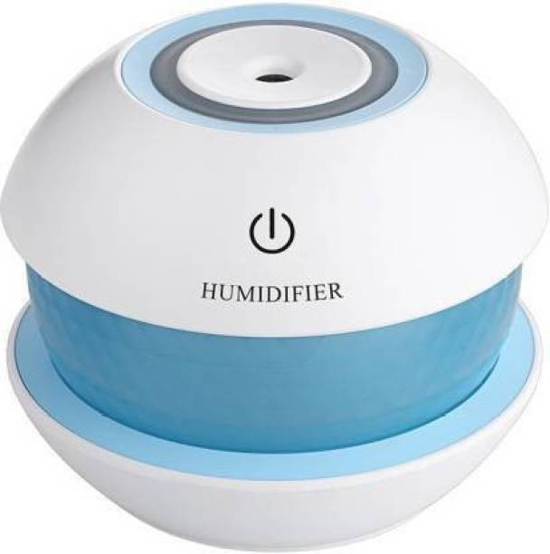Shakti Enterprise Room Diamond Humidifier 7 Color LED Lights Air Purifiers For Home Bedroom Office Car Portable Room Air Purifier Portable Car Air Purifier Ultrasonic Cool Mist Humidifiers Essential Oil Diffuser Aroma Air Humidifier with Led Night Light Colorful Change Portable Room Air Purifier Humidifier Humidifier Portable Car Air Purifier