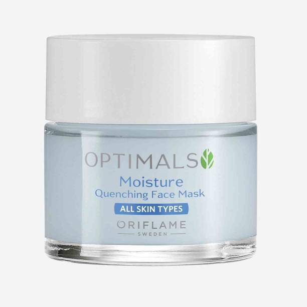 Oriflame OPTIMALS Moisture Quenching Face Mask