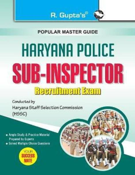 Haryana Police - (HSSC) Sub-Inspector Recruitment Exam Guide