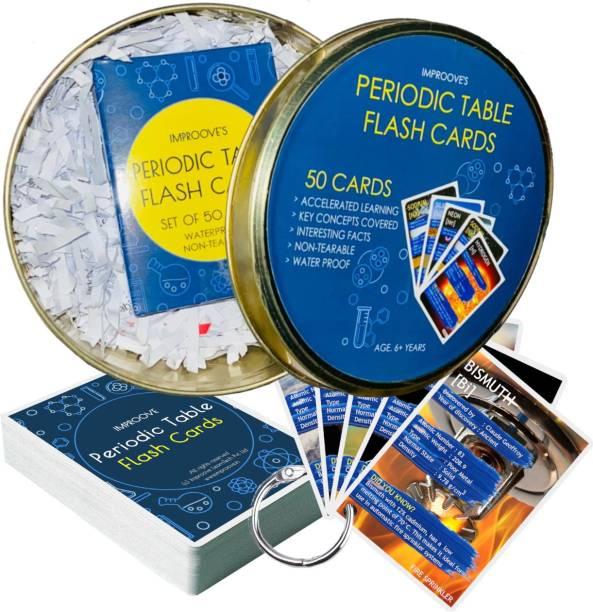 improove PTFlashCard_TinBox