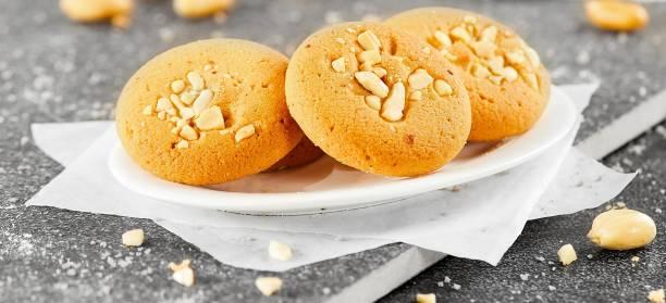 BADSHAH MILK RUSK Pack of 3 Cookies- Rose nice cookies_Peanut cookies_Milk cream cookies_300g each Cookies