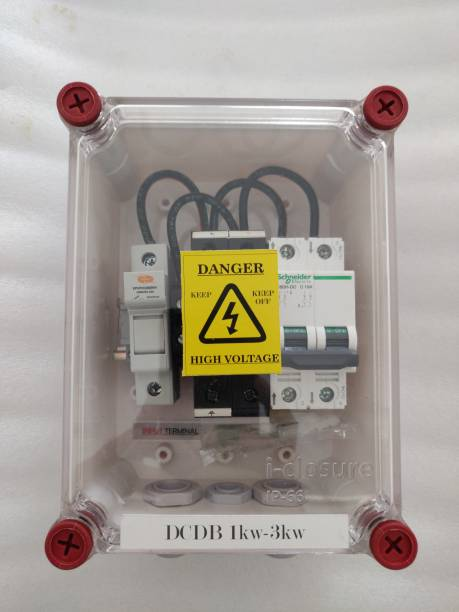 MG Green Systems EPSPDCDB3 - 3kw DC Distribution board for Solar Distribution Board
