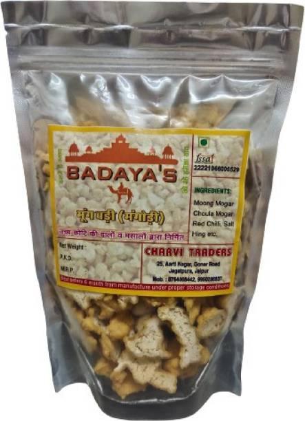 BADAYA'S BADAY FRESH PREMIUM QUALITY DAL MANGODI ( 250 X 2 GM ) 500 g
