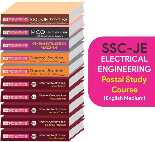 SSC JE Electrical Engineering Postal Study Material