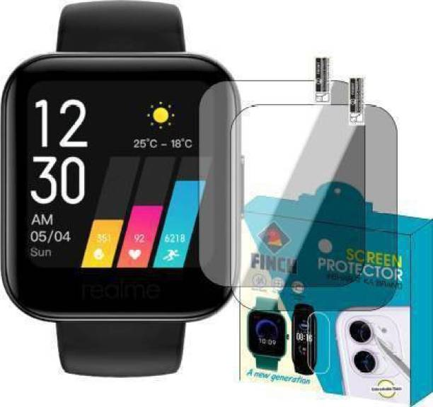 FINCH Tempered Glass Guard for REALME FIT WATCH