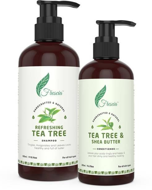 Frescia Tea Tree Hair Care Combo
