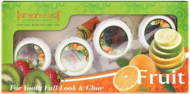 Aryanveda Herbals Aryanveda Fruit Facial kit