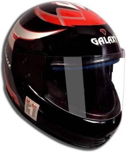 KIN GALAXY RED KIMI(ISI APPROVED) Motorbike Helmet