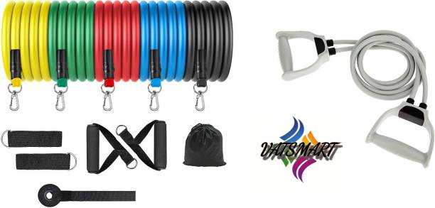 VATSMART RESISTANCE TUBE SET Gym & Fitness Kit