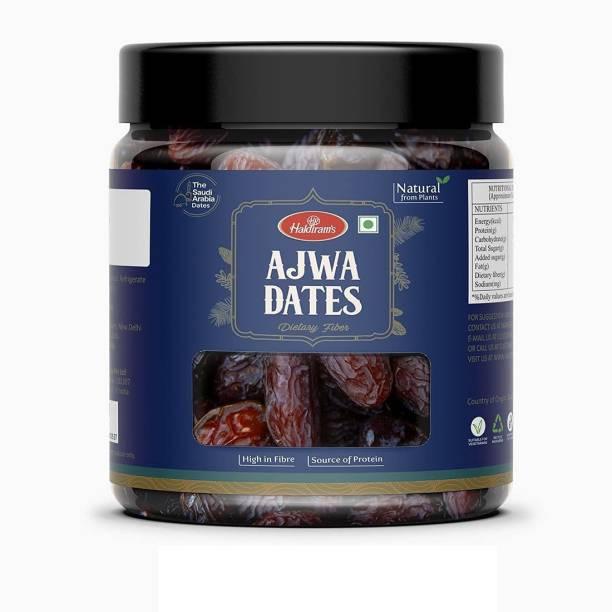 Haldiram's Dates Ajwa (Premium) 250 g X 1 Jar Dates