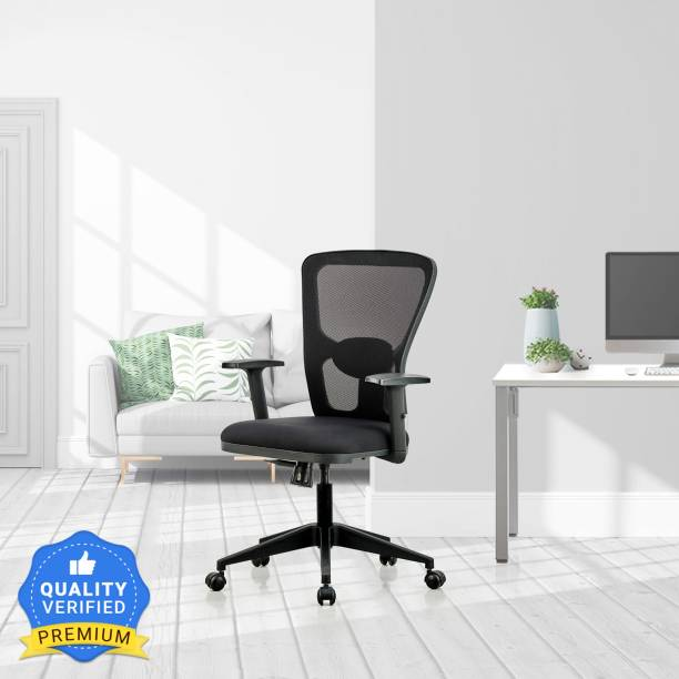 Featherlite Astro MB Mesh Fabric Office Executive Chair