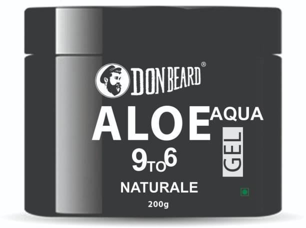 Donbeard Naturale Aloe Aqua Gel Primer  - 200 g