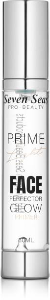 SEVEN SEAS Pro Beauty Prime Light Face Perfector Glow  Primer  - 30 ml