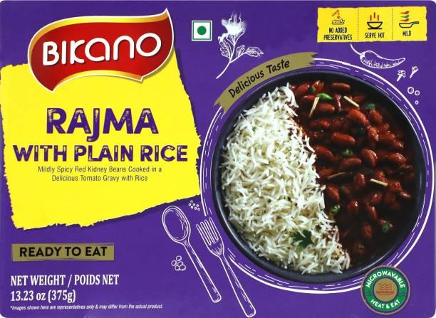 Bikano Rajma with Plain Rice 375 g