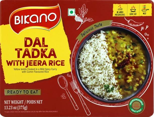 Bikano Dal Tadka with Jeera Rice 375 g