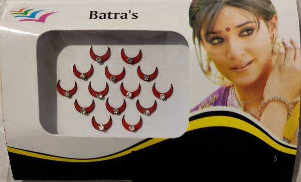 Laddu Gopal designer bindi for Women & Girls, Bridal, Wedding, Forehead Multicolor Bindis Forehead Multicolor Bindis
